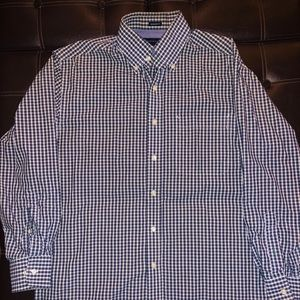 Tommy Hilfiger button-down casual shirt